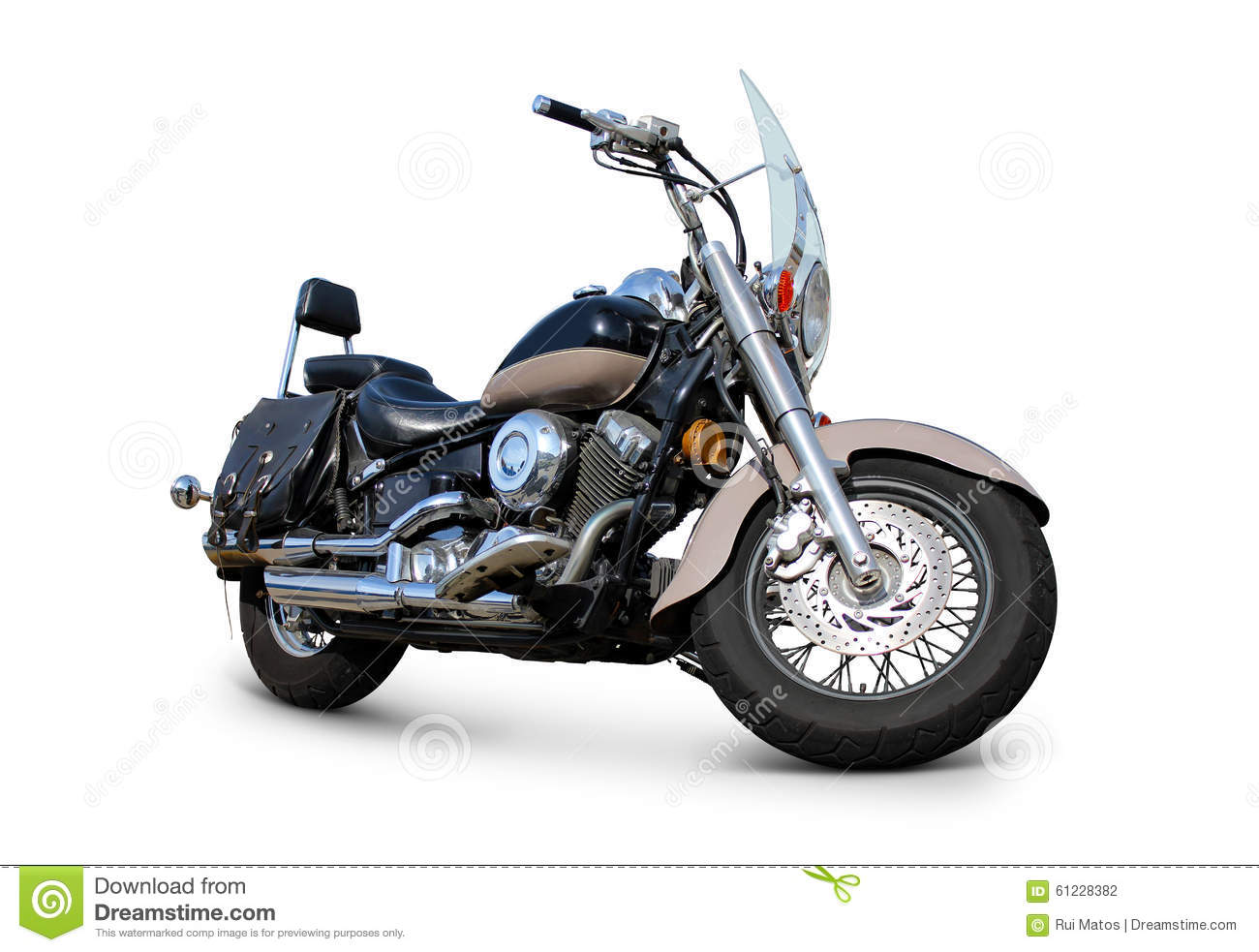 Download Motorcycle stock photo. Image of drivers, automotive - 61228382
