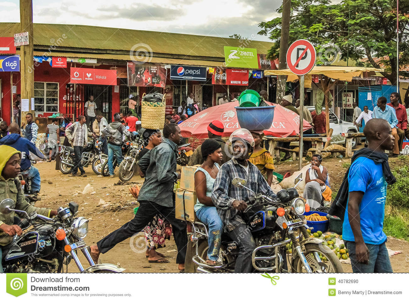 Arusha Town