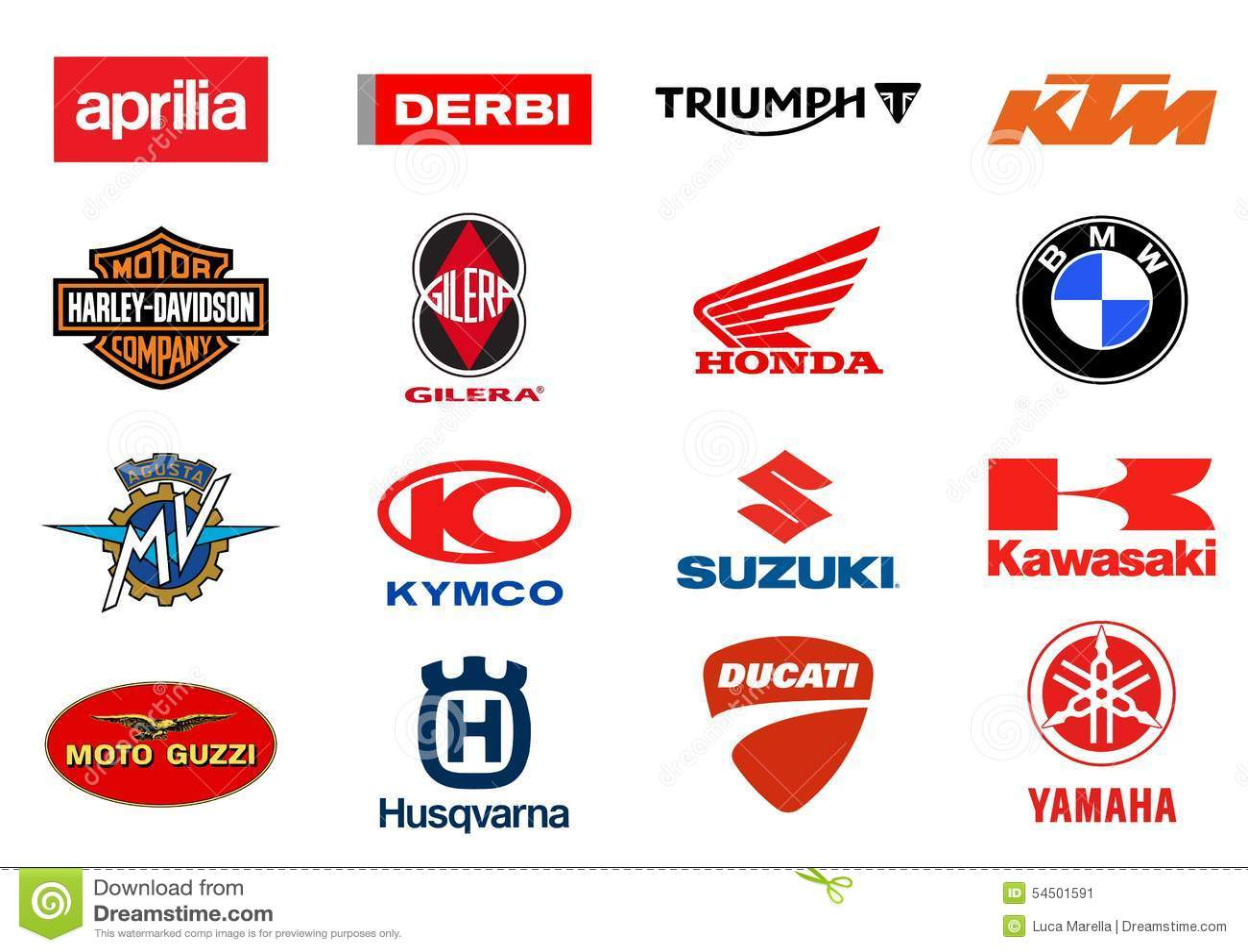 motorcycles producers logos editorial photo illustration motorcycle logos clip art motorcycle logos clip art