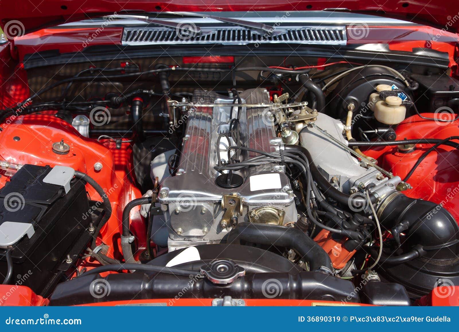 Download Motore immagine stock. Immagine di presa, macchinario - 36890319