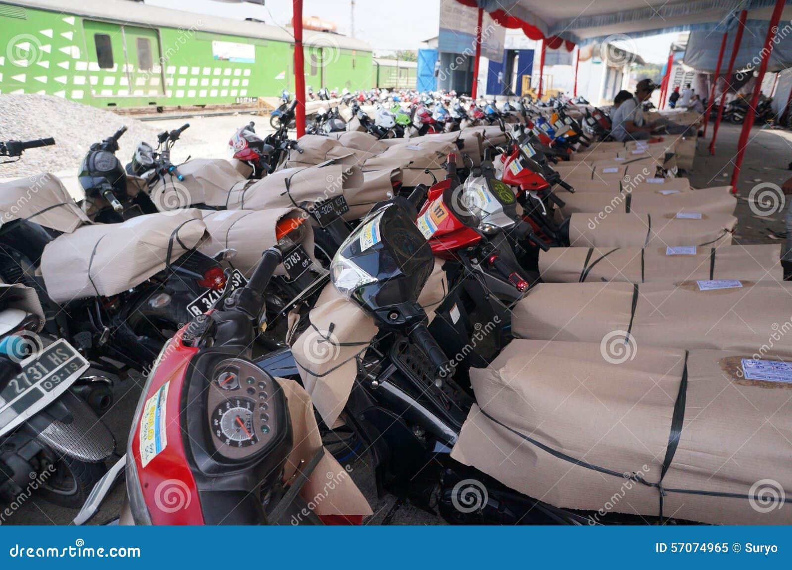 Motorfietspakage