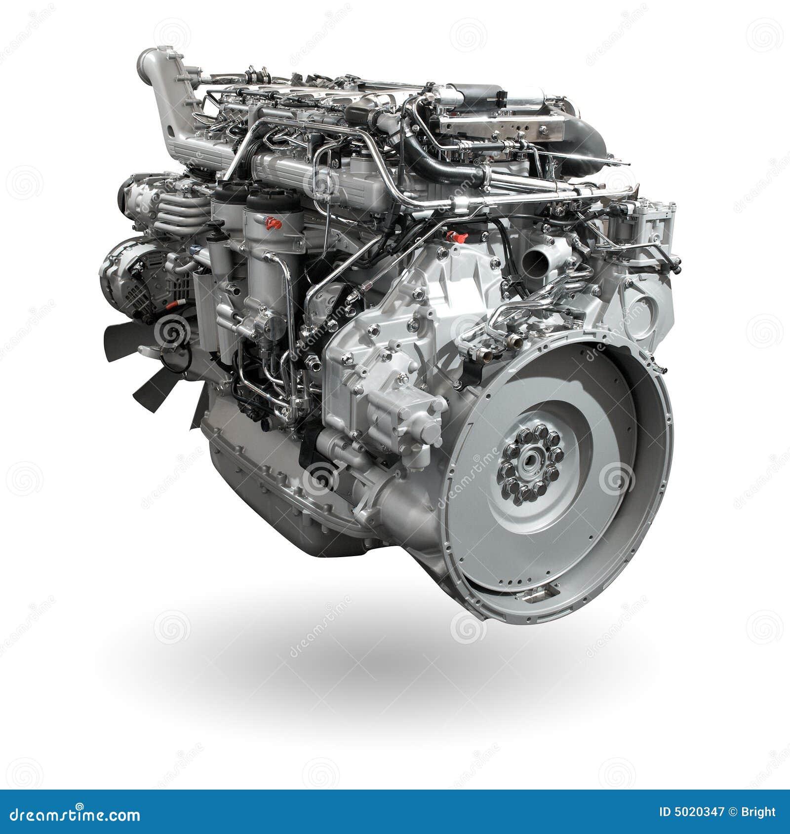 Motorlastbil