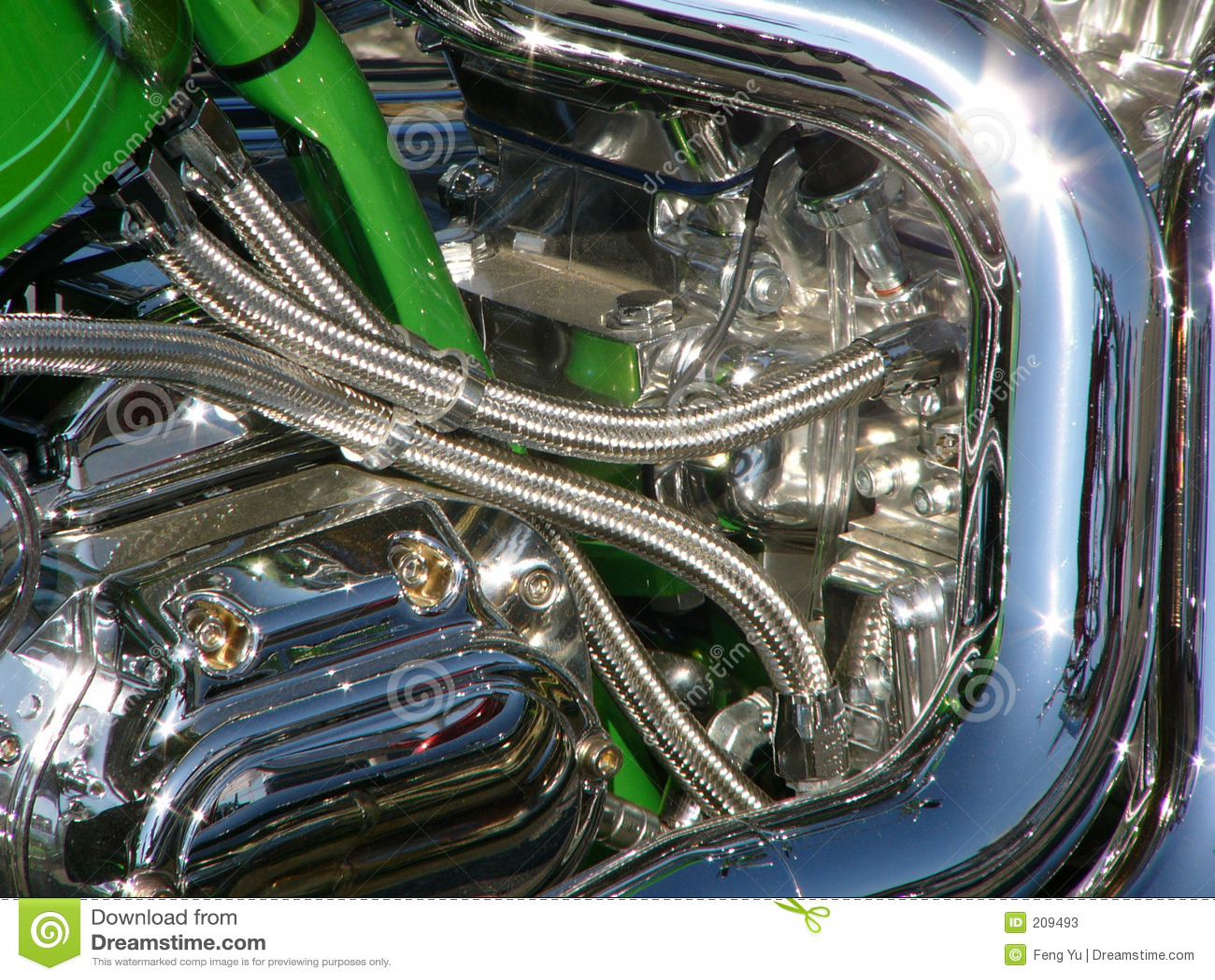 Motormotorcykel