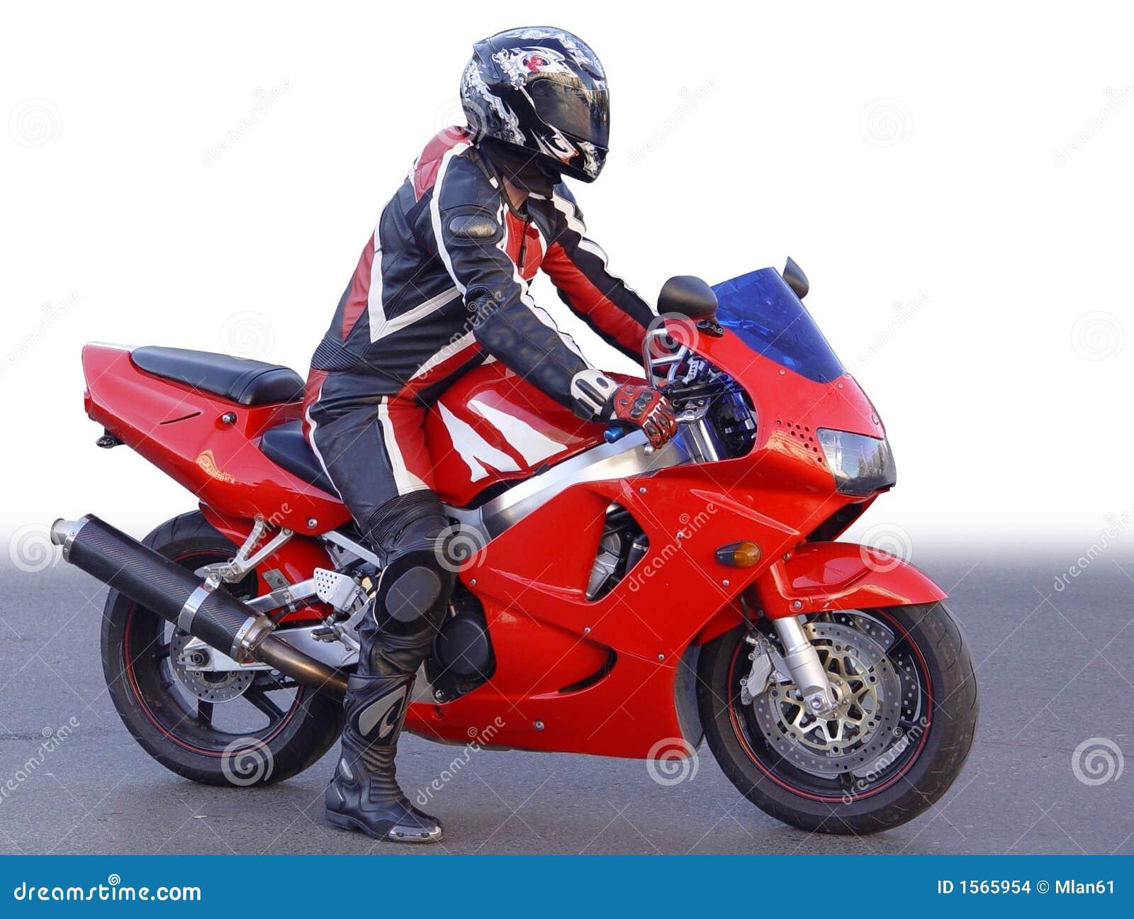 Motoradfahrer