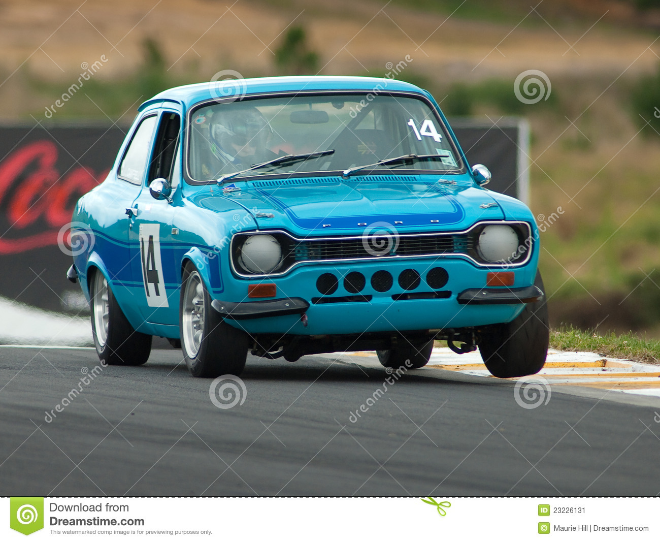 Motorsport 1974 Ford Escort Mk1 RS2000