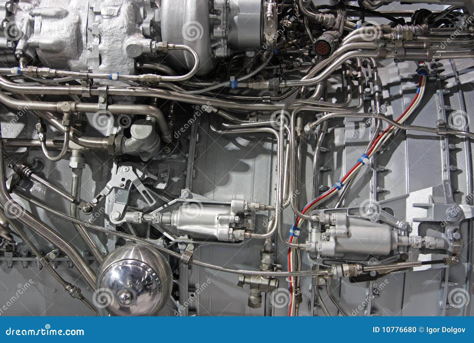 Motorstråle turbo
