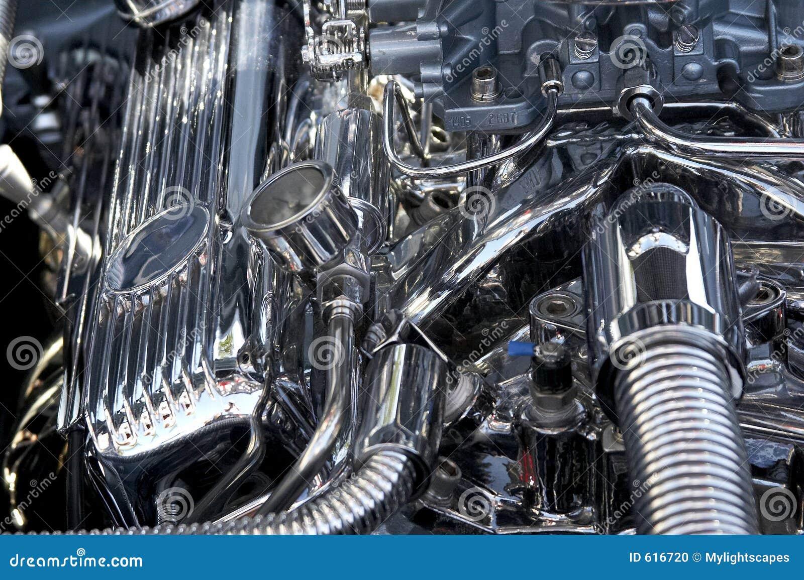 Motortappning