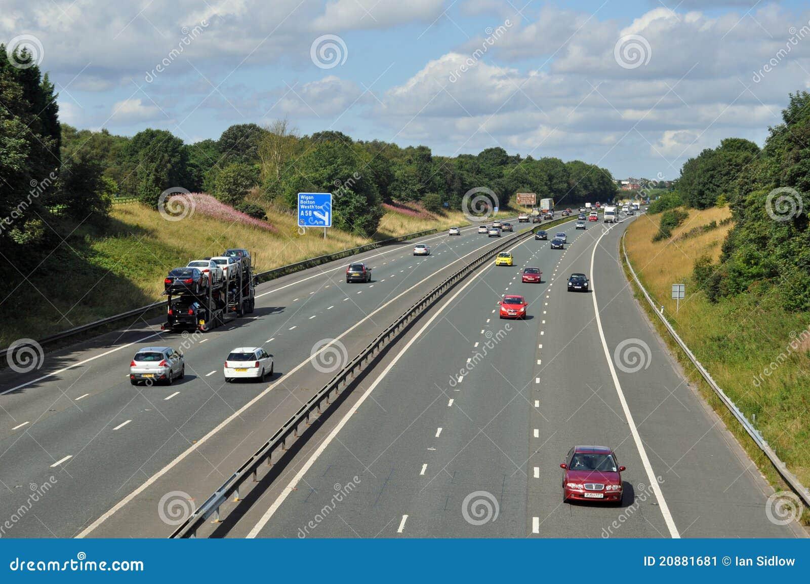 Motorway m61