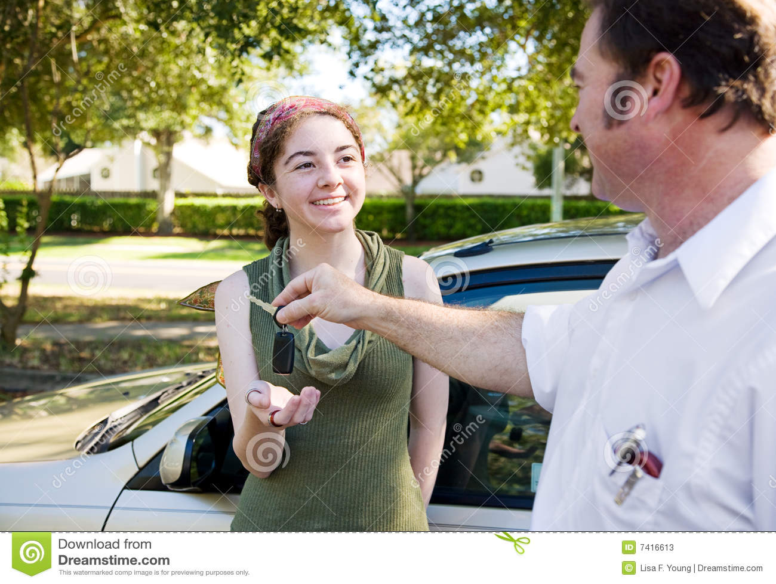 Motta för biltangenter
