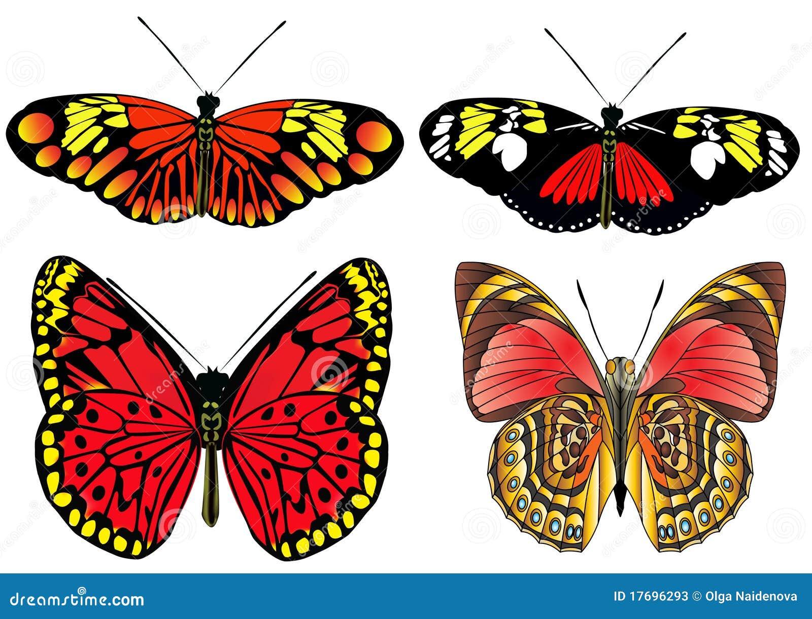 Motyl izolujący zestaw