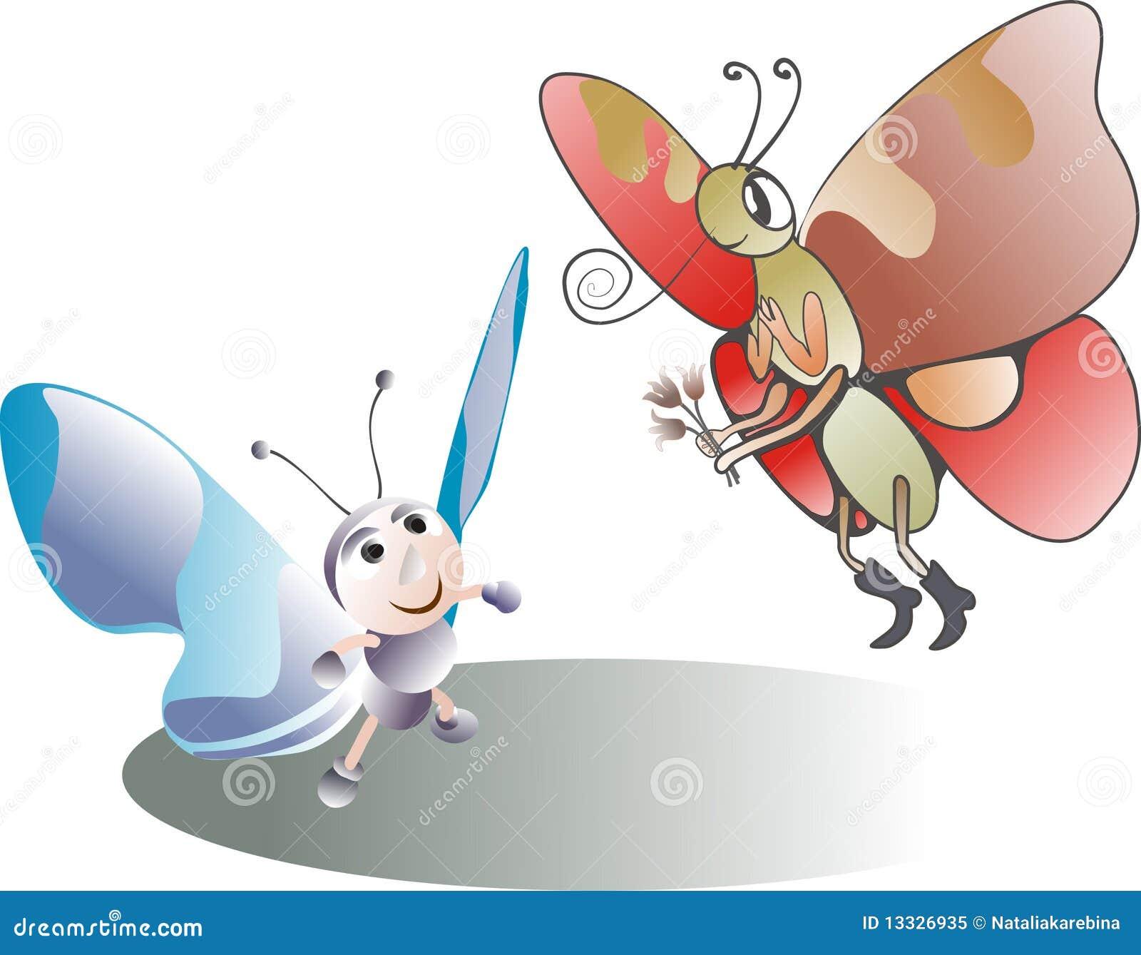 Motyli kochankowie