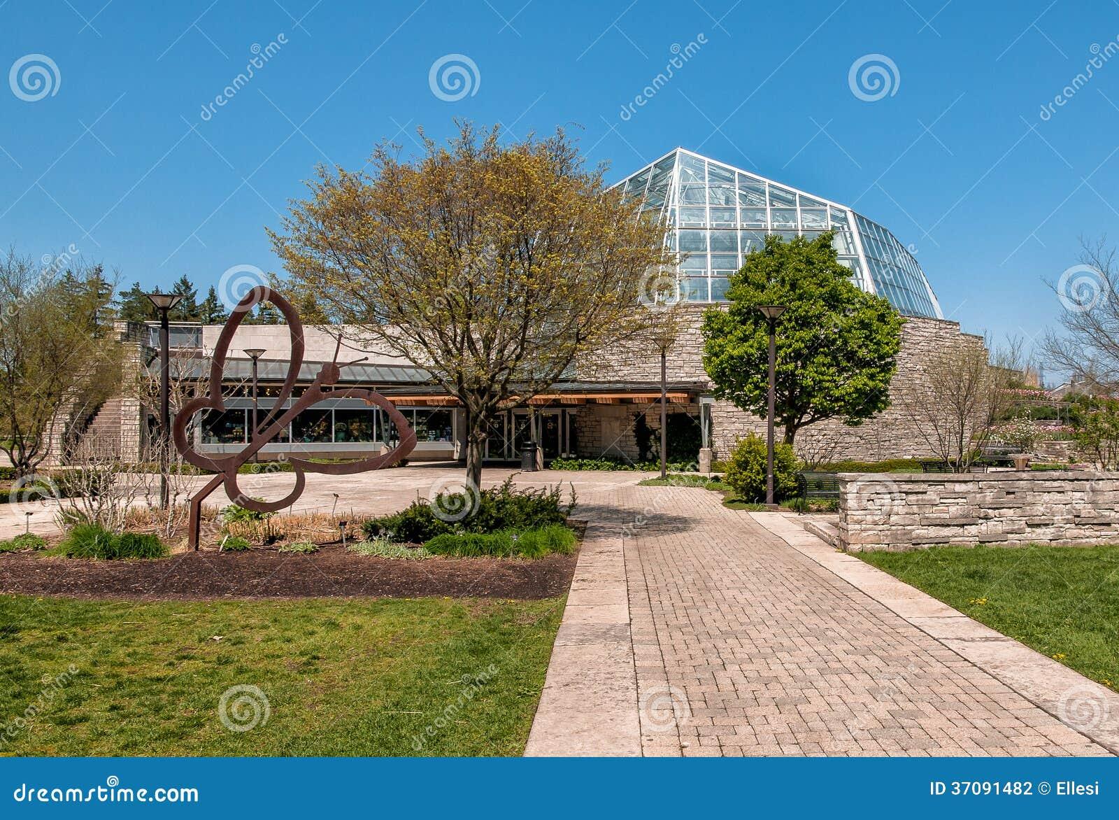 Download Motyli konserwatorium zdjęcie stock. Obraz złożonej z konserwatorium - 37091482