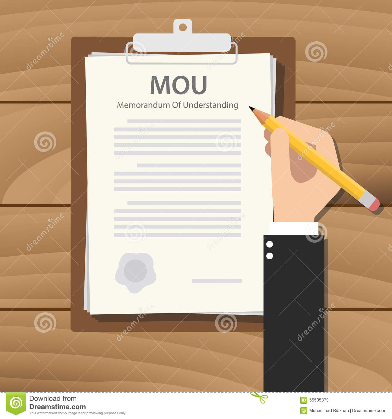 MOUs versus Contracts