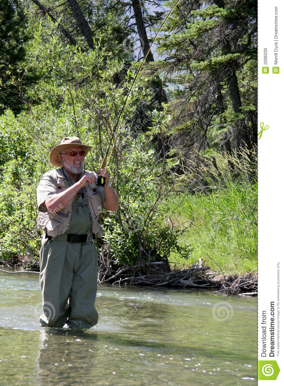 Mouche Fisher