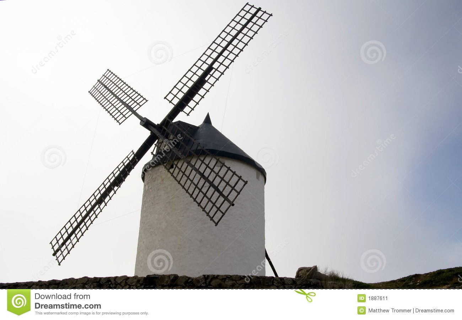 Moulin à vent espagnol