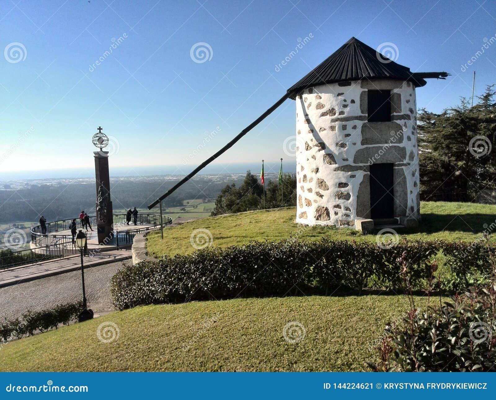 Moulin à vent portugais
