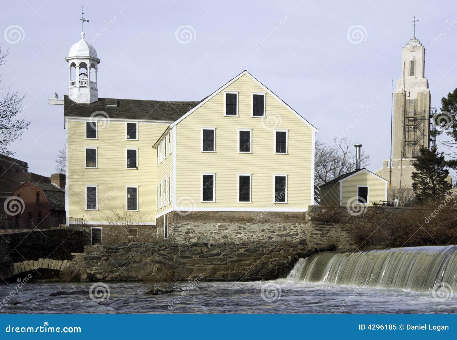 Moulin de couvreur