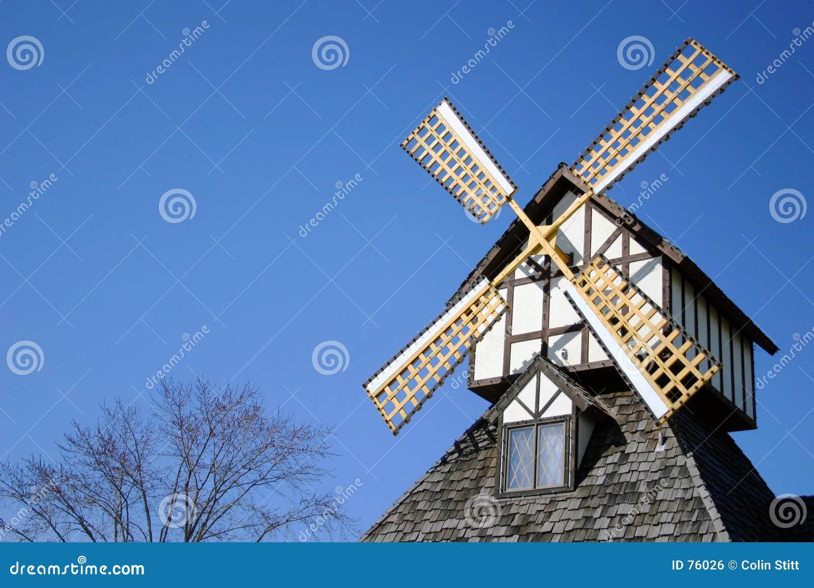 Moulin de vent