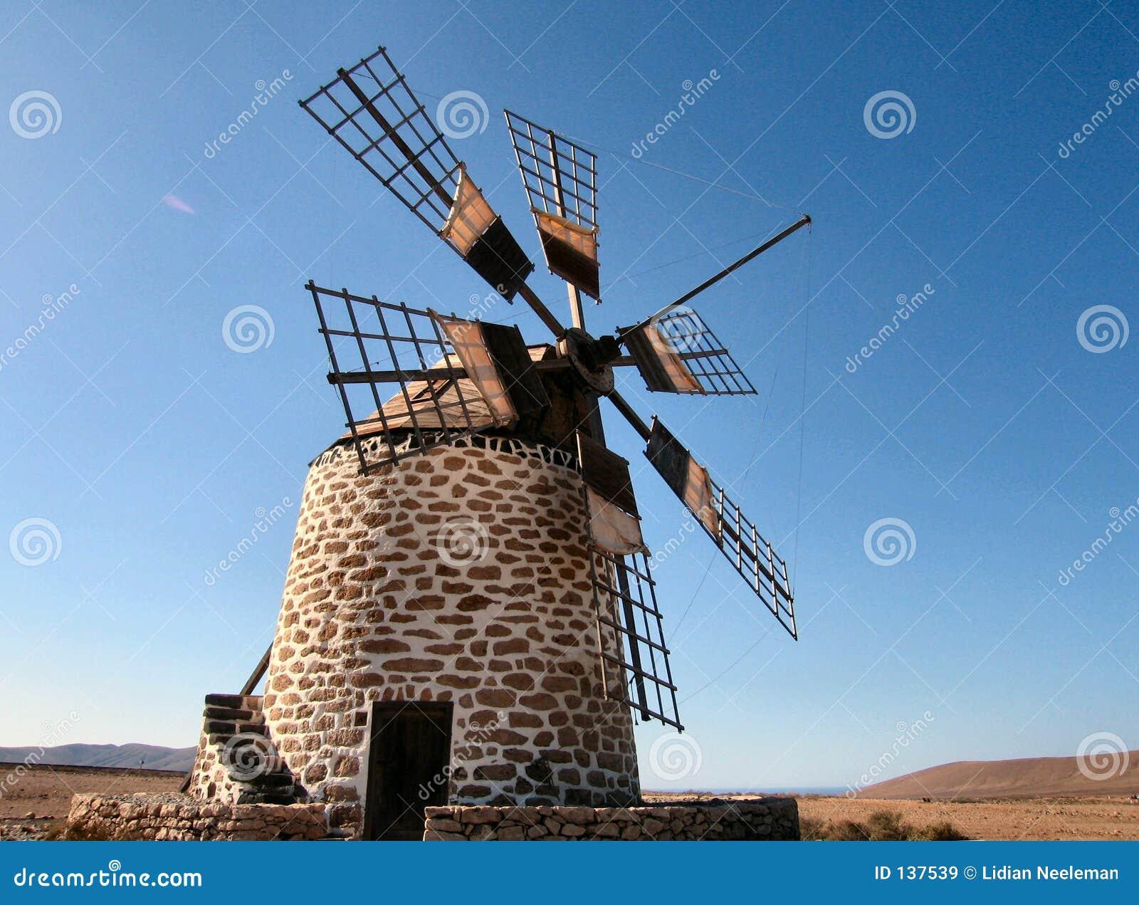 Moulin espagnol