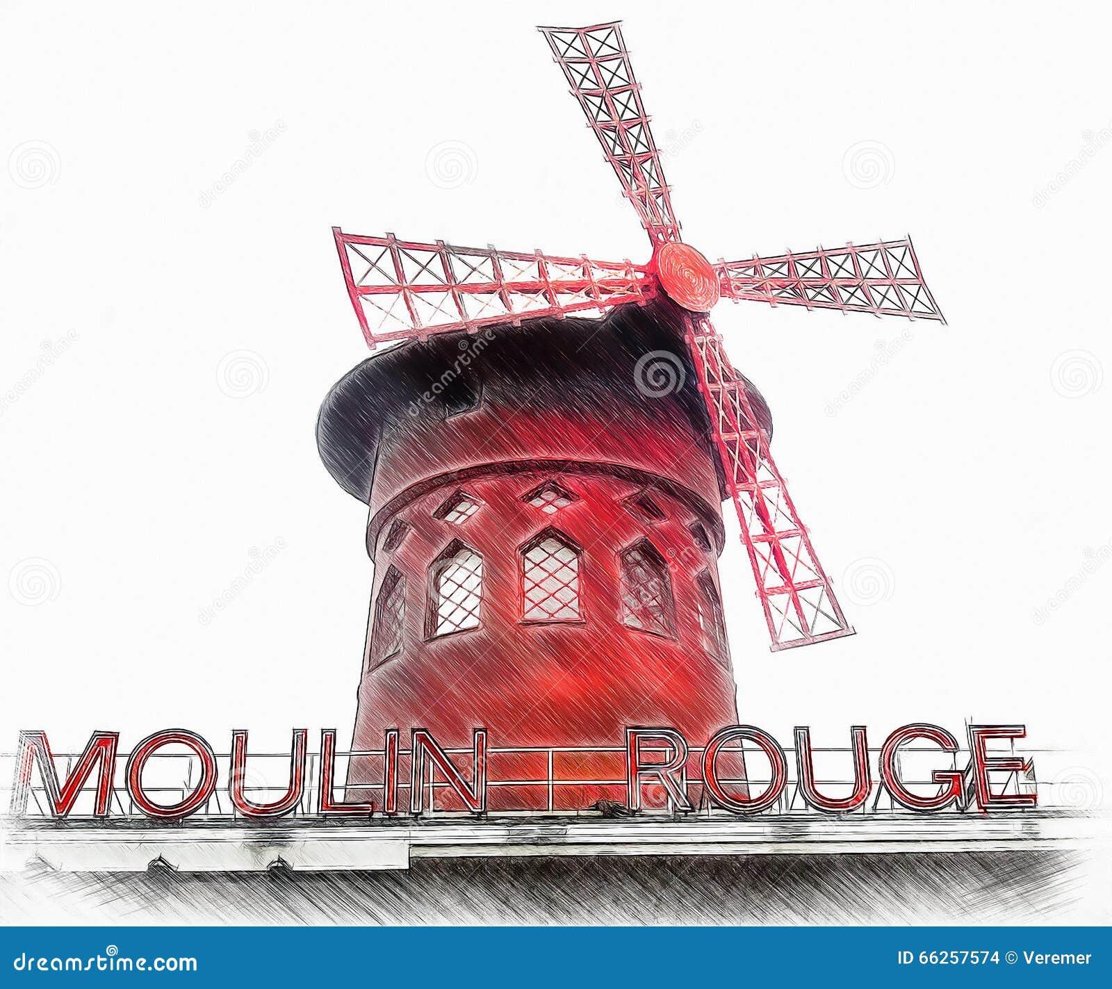 Moulin Cafe Paris