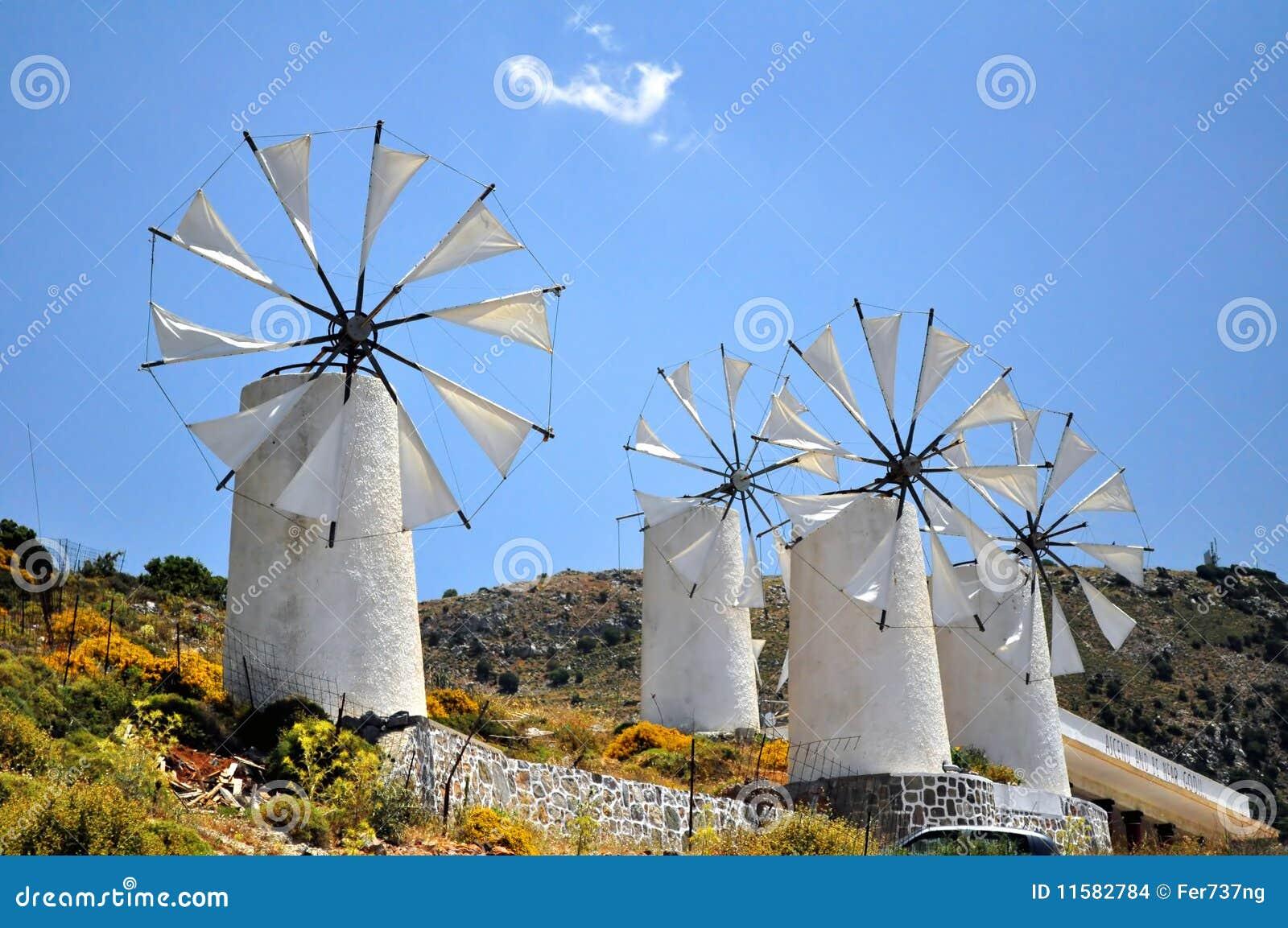 Moulins de vent