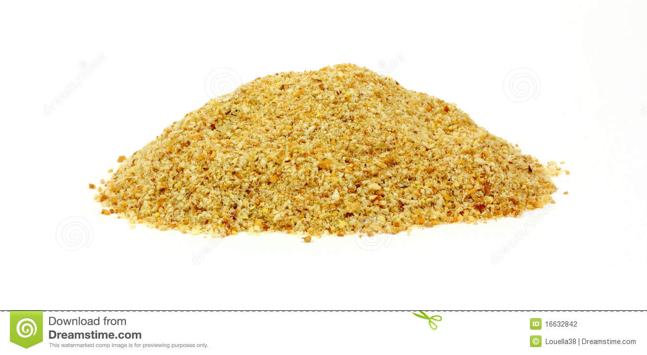 how to make bread crumbs by hand