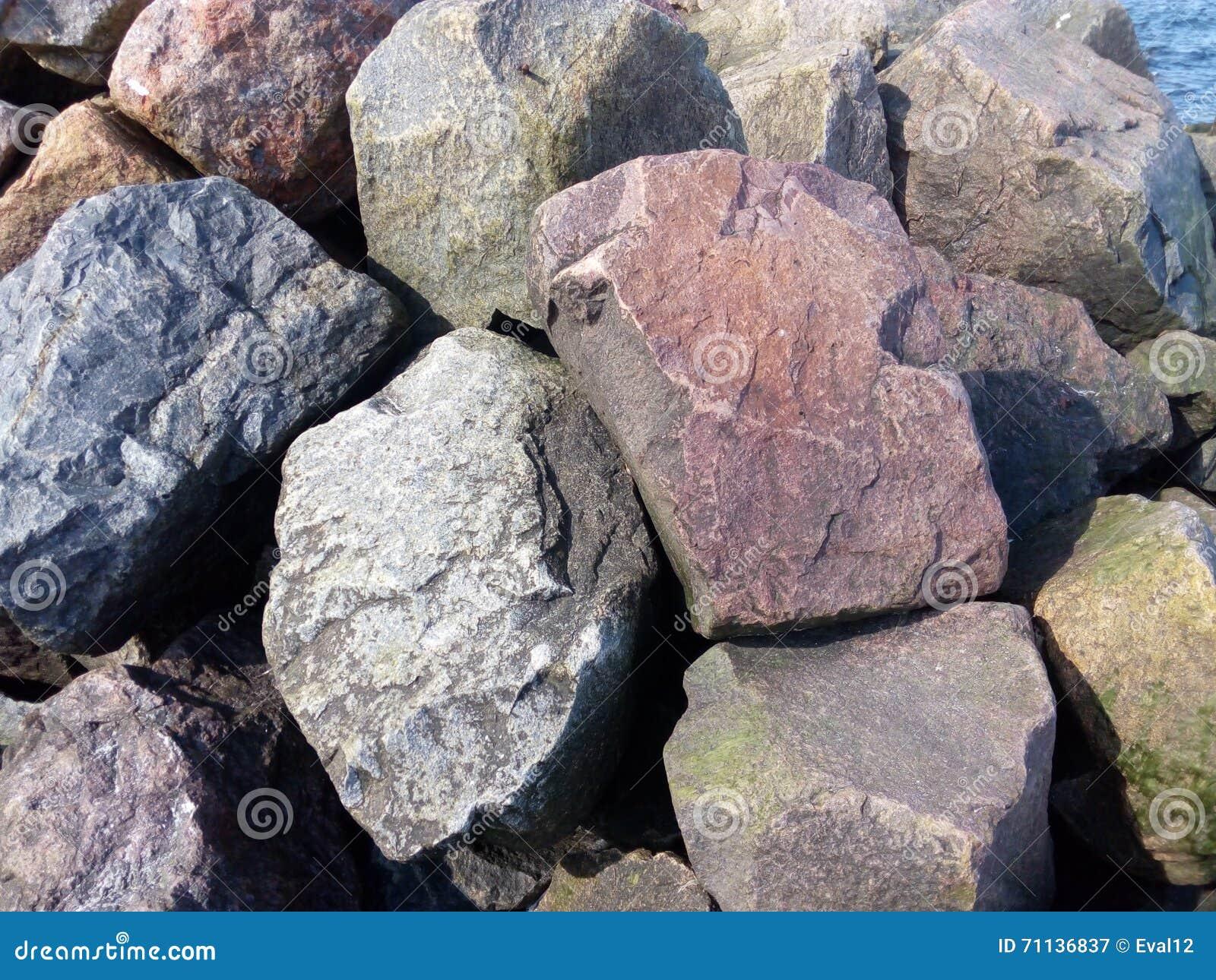 Feng Shui Natural Large Stones