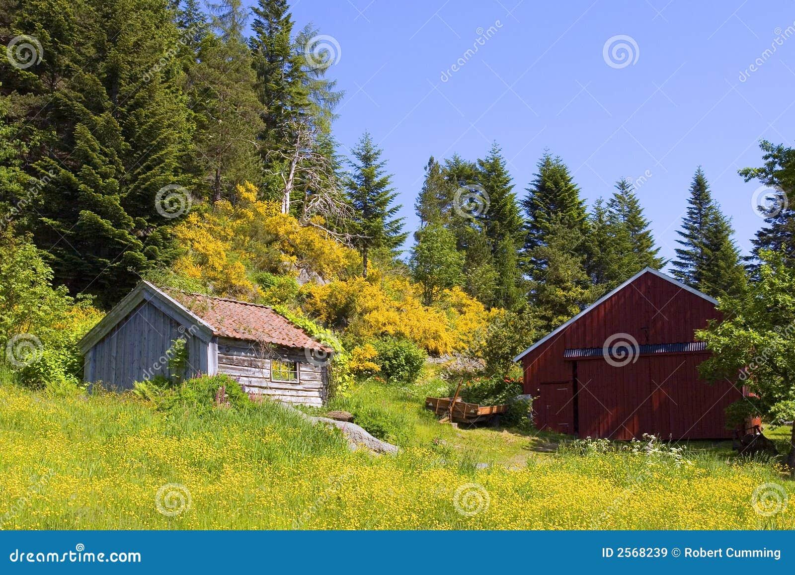 Mount barn