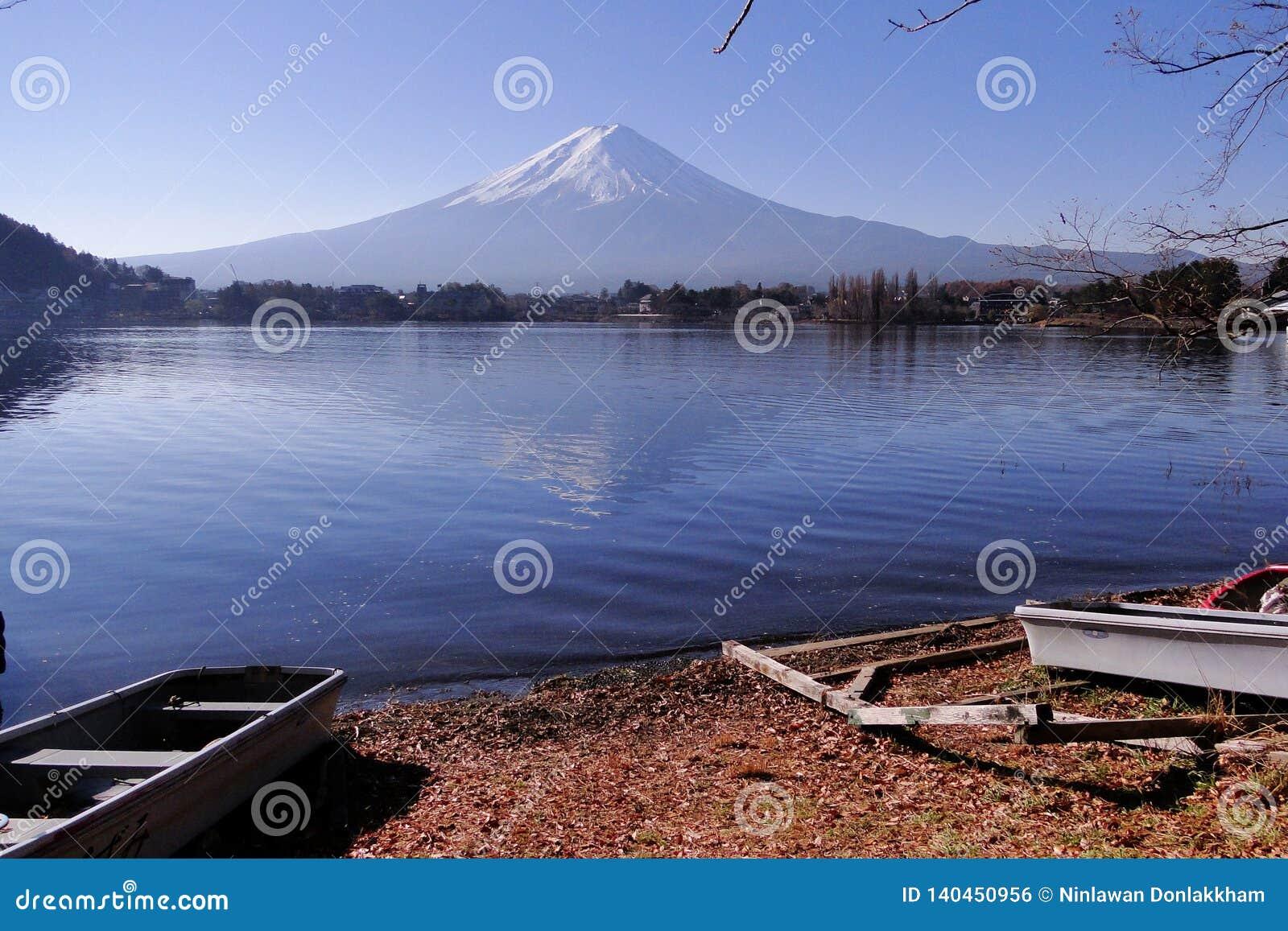 Mount Fuji - an iconic of Japan
