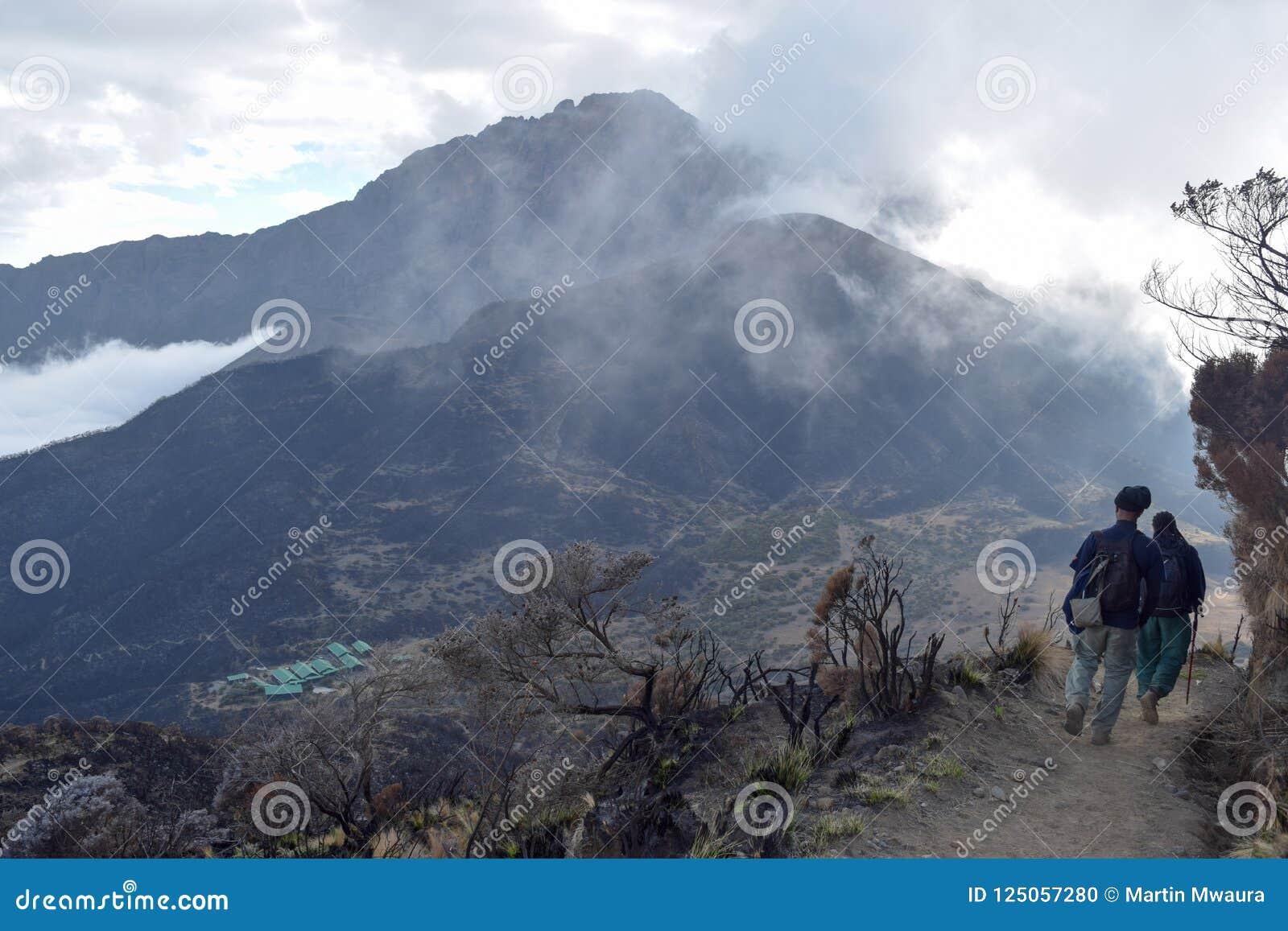 Mount Meru, Arusha National Park, Tanzania