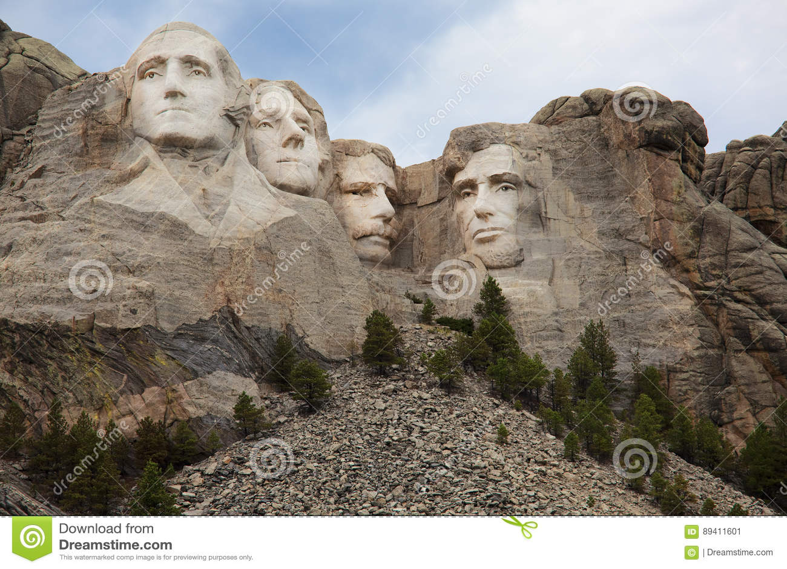 Mount Rushmore Black Hills, South Dakota
