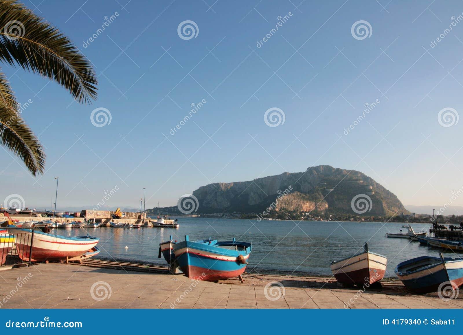 Mount, sea & sky, Palermo