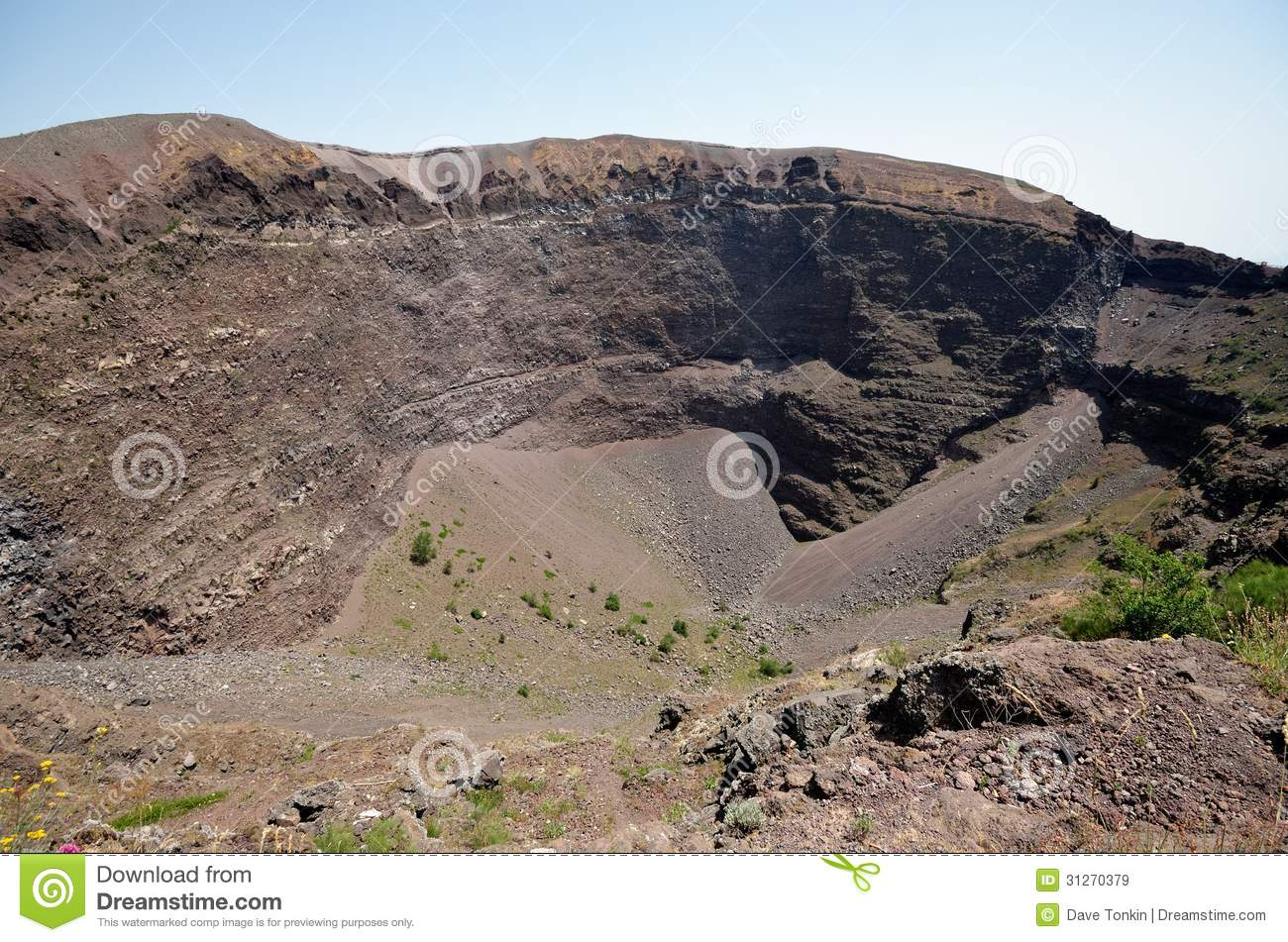 mount vesuvius a stratovolcano near the The most complex and well-known of the three different volcano types, the stratovolcano or  washington and mount vesuvius  sciencingcom/composite-volcano.
