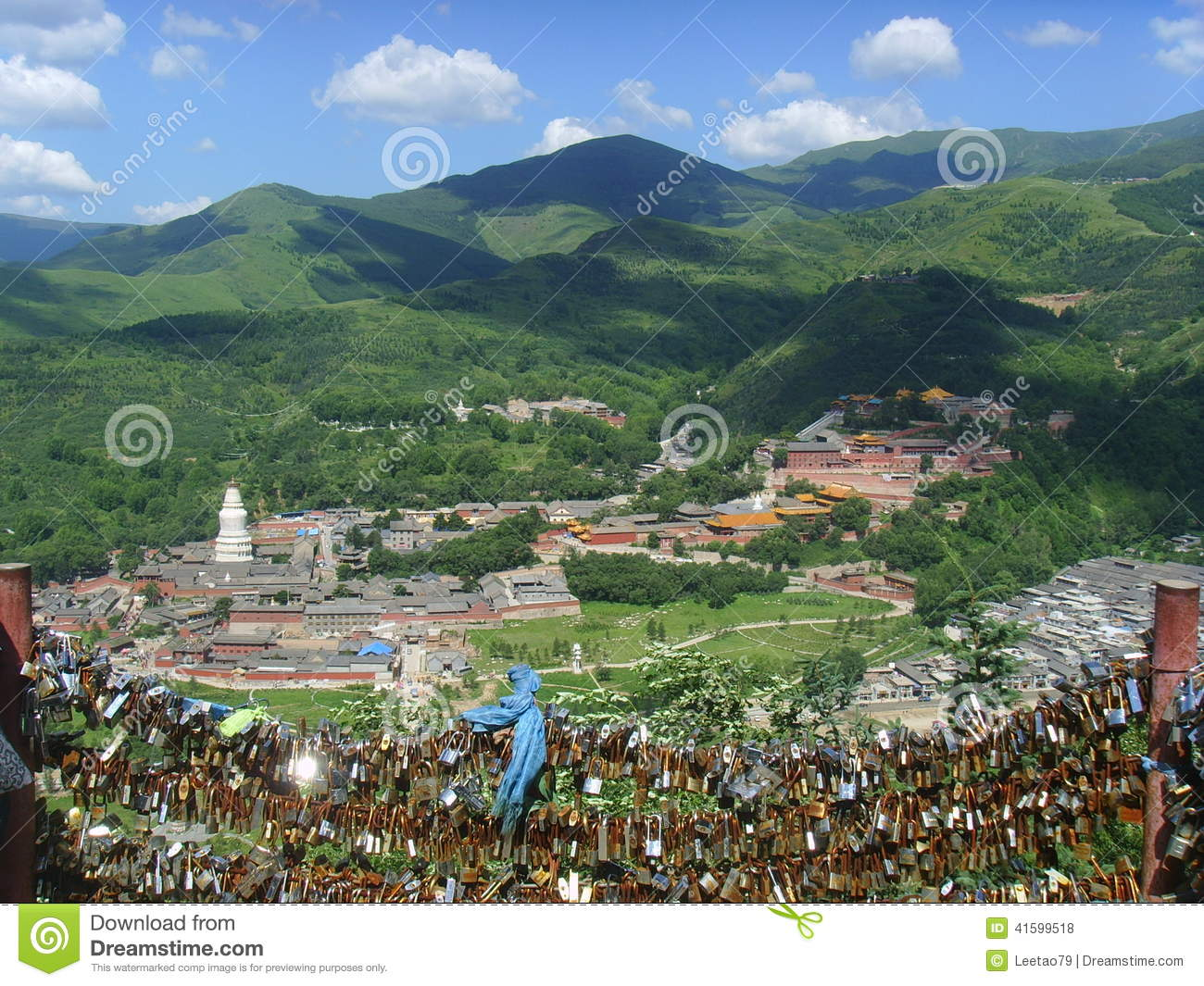 Mountain Wutai, Shanxi Province, Travel Information about Mt ...
