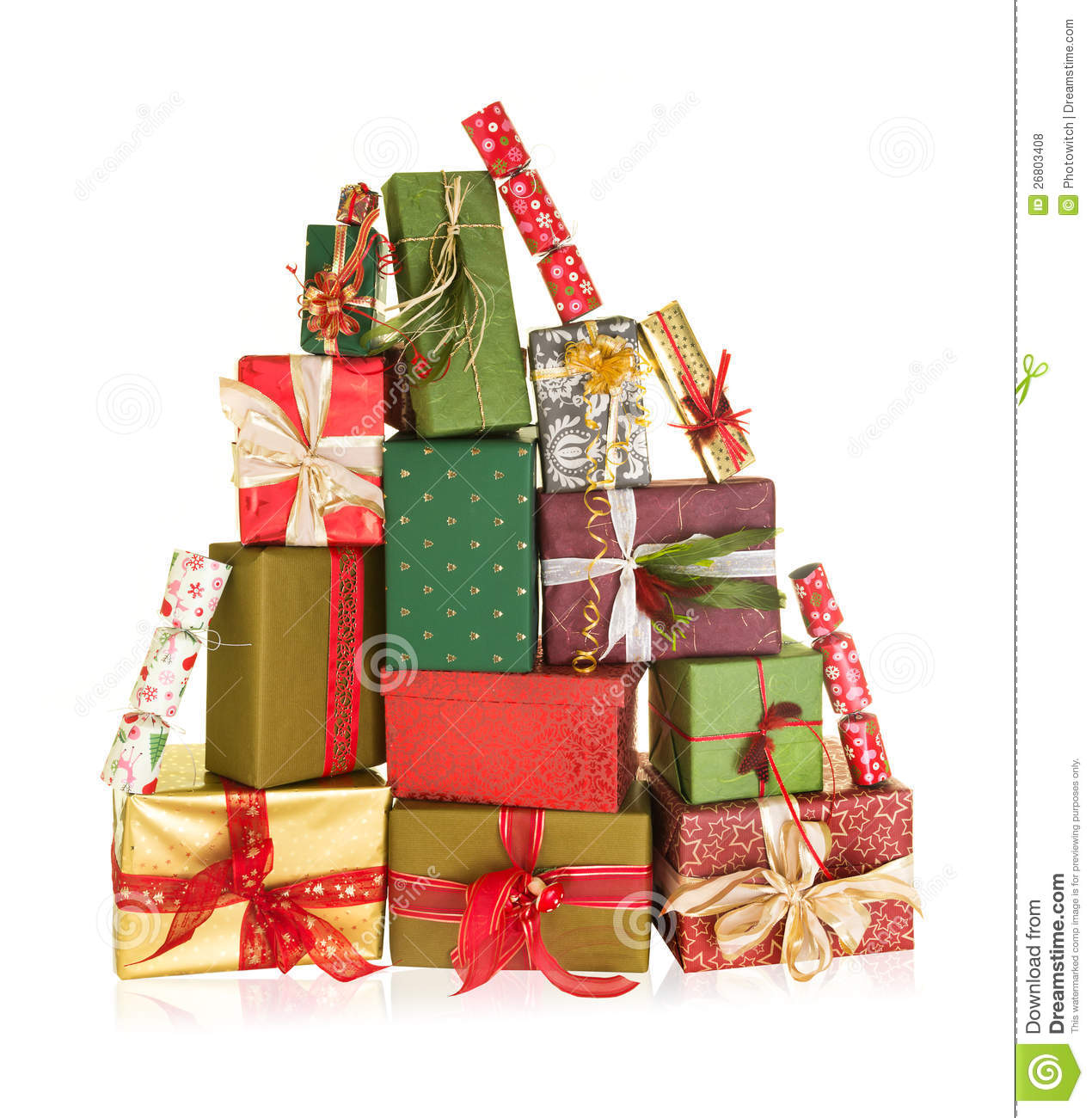 christmas presents stock photos images u0026 pictures 68 995 images