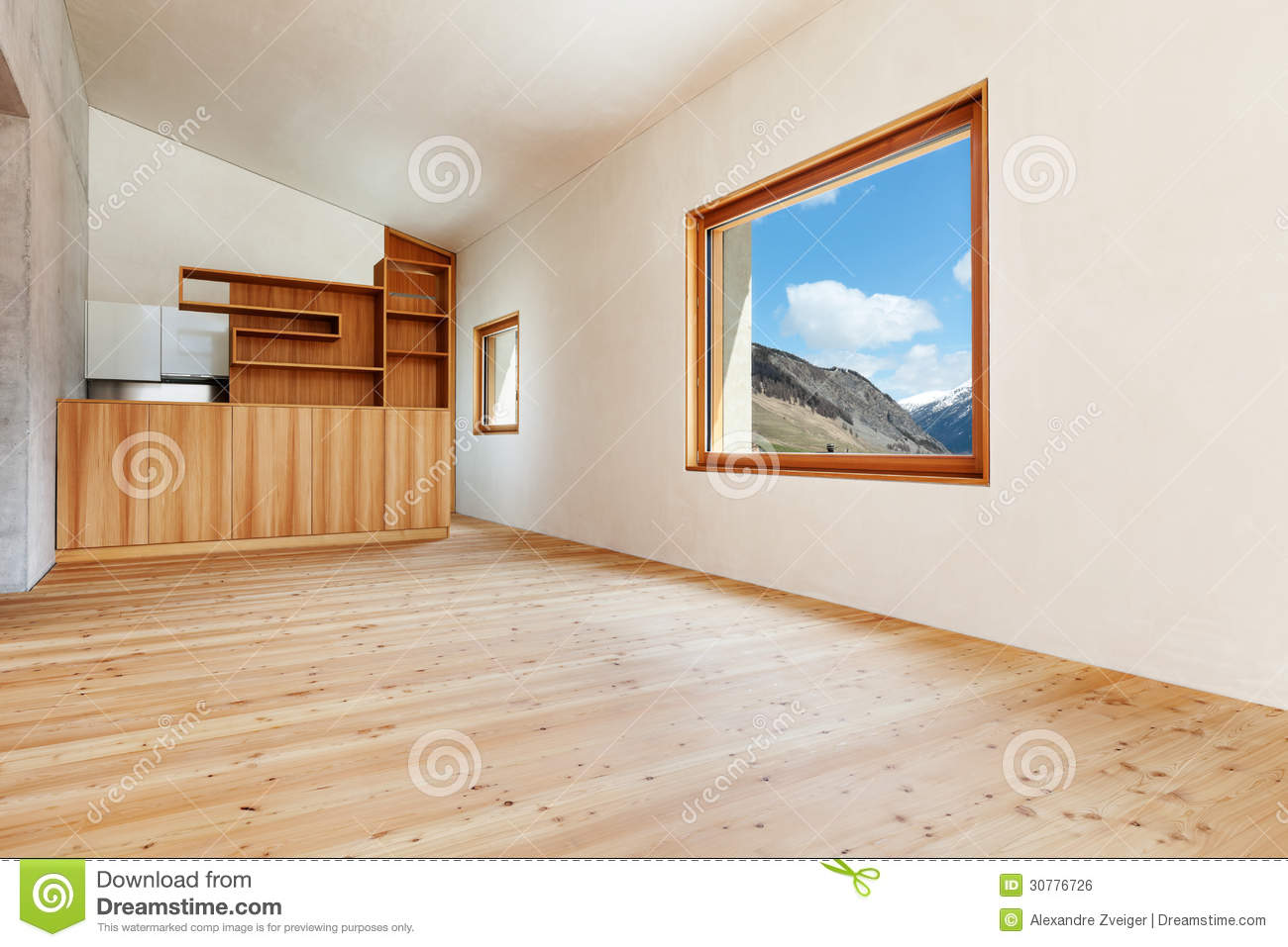 mountain home room royalty free stock image image 30776726