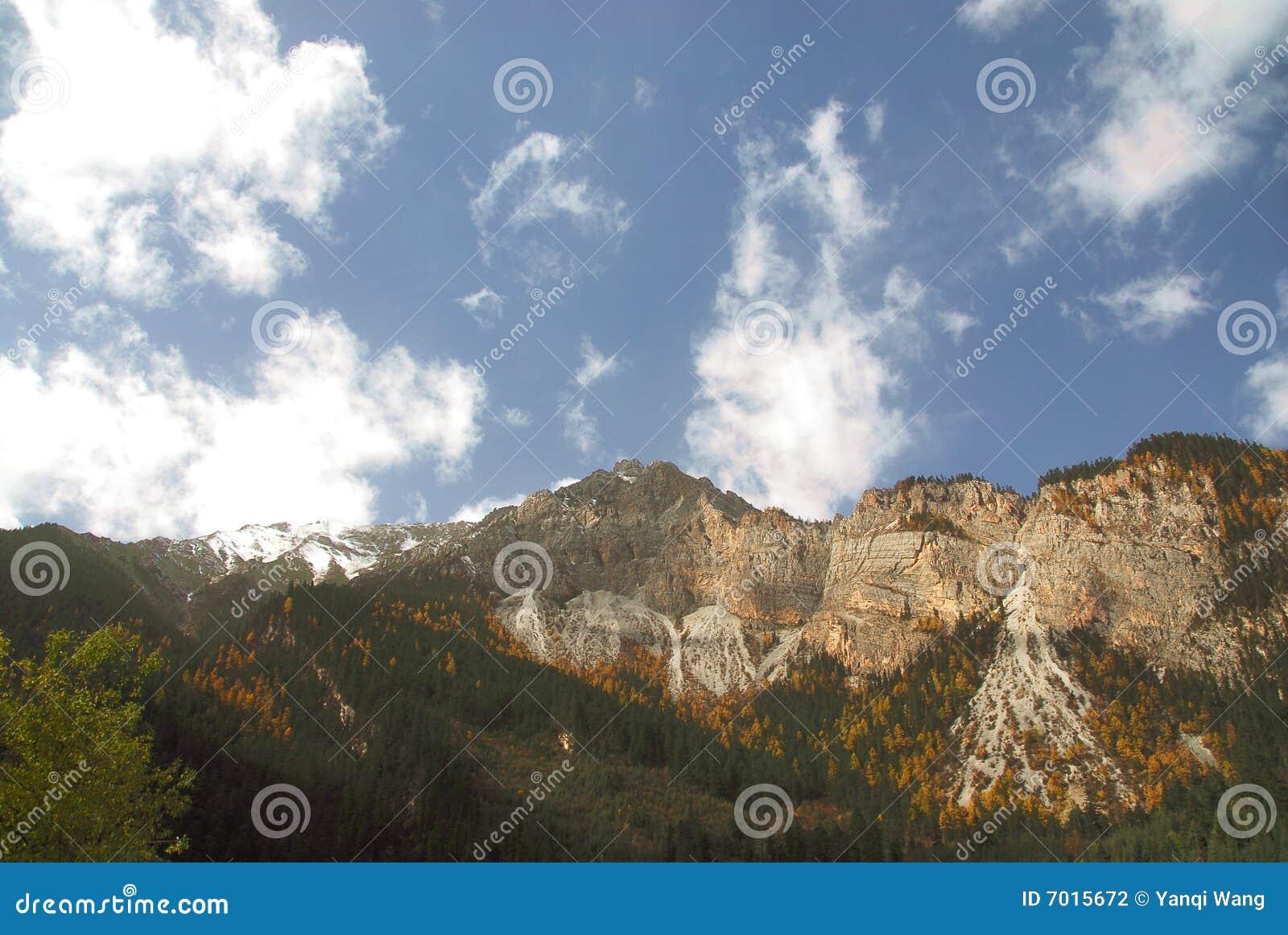 Mountain of JiuZhaiGou