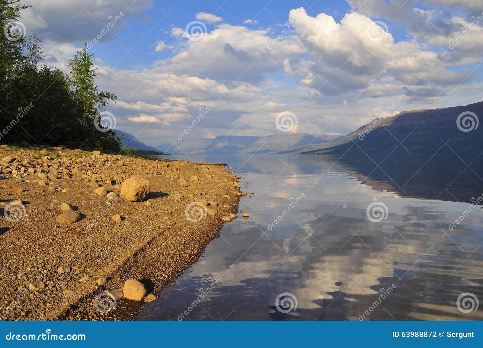 Mountain Lake.