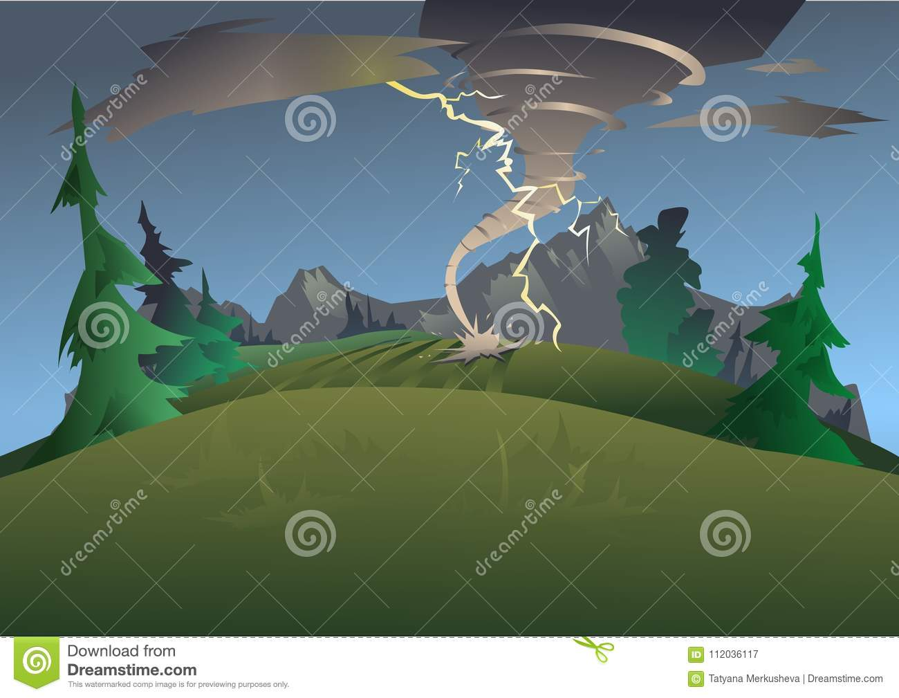 Hurricane Cartoons  Illustrations  U0026 Vector Stock Images
