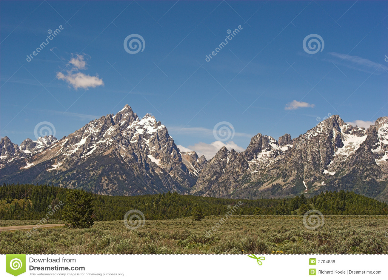 Mountain Majesty Royalty Free Stock Photos Image 2704888