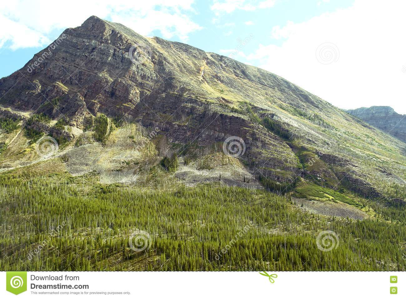 Mountain Peak Picture. Image  3114525 03ed7c0a964