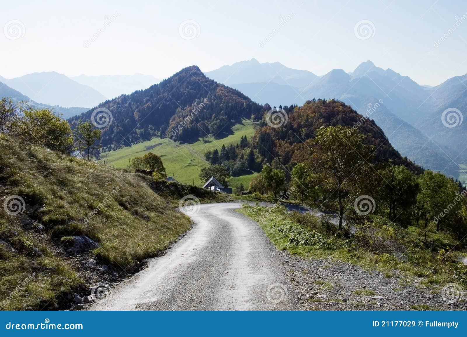 Mountain s road