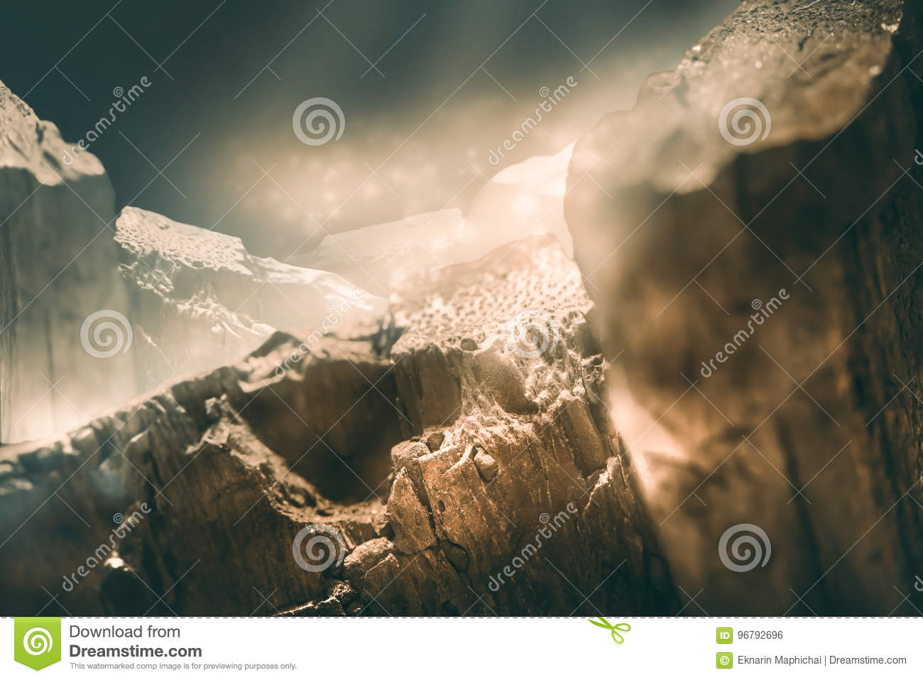 mountain simulation nature scene stock photo image of cliff