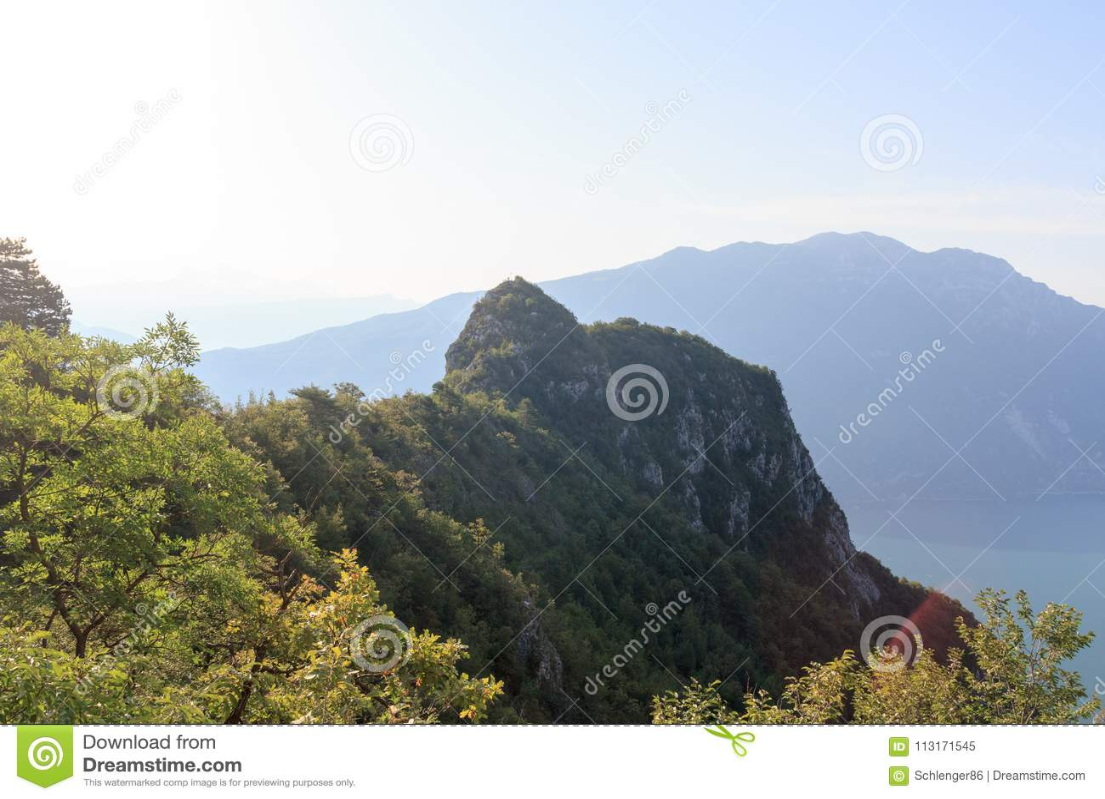 Klettersteig Riva Del Garda : Klettersteige am gardasee bergführungen