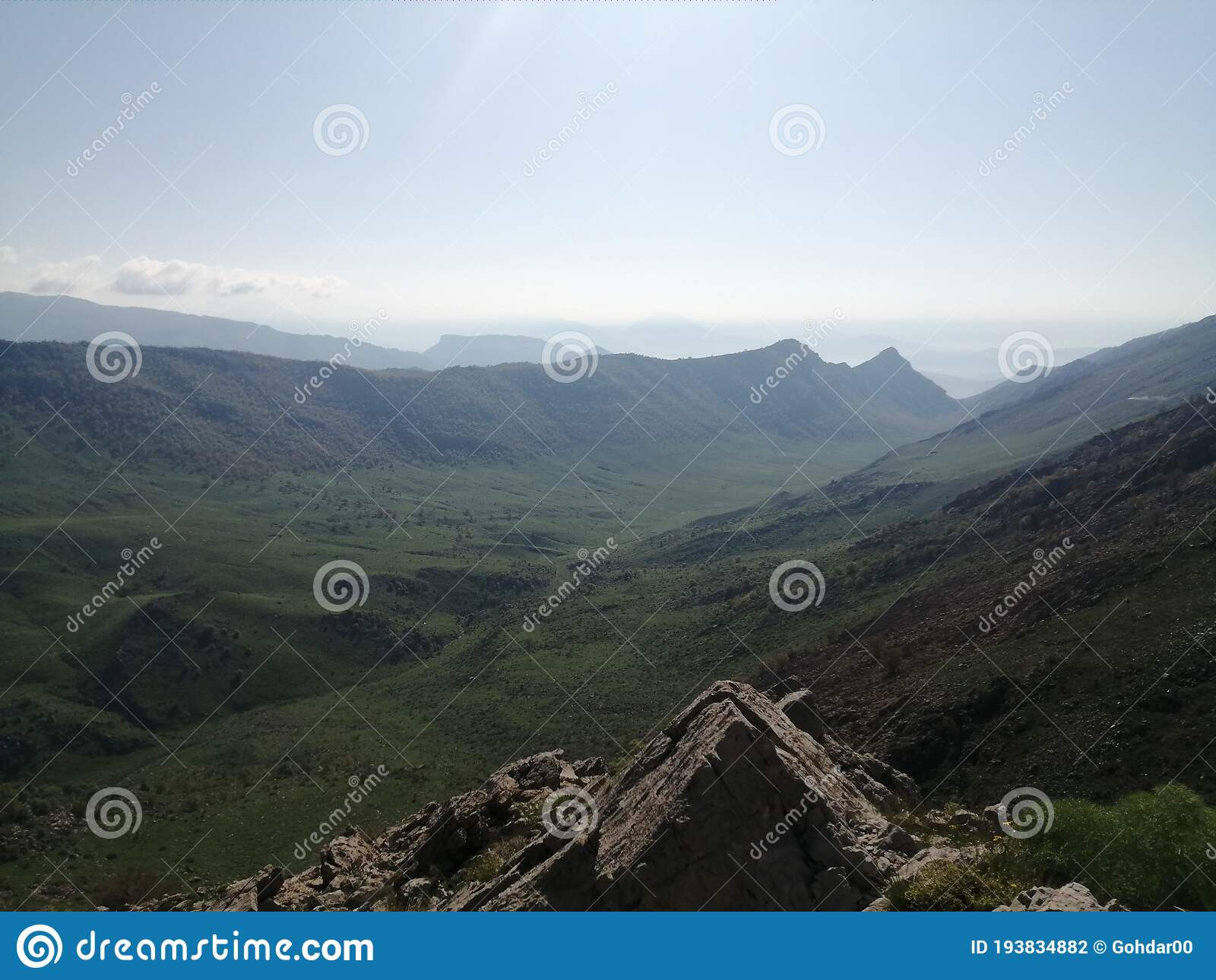 Rain stock photo. Image of mountain, travel, rain, riviera