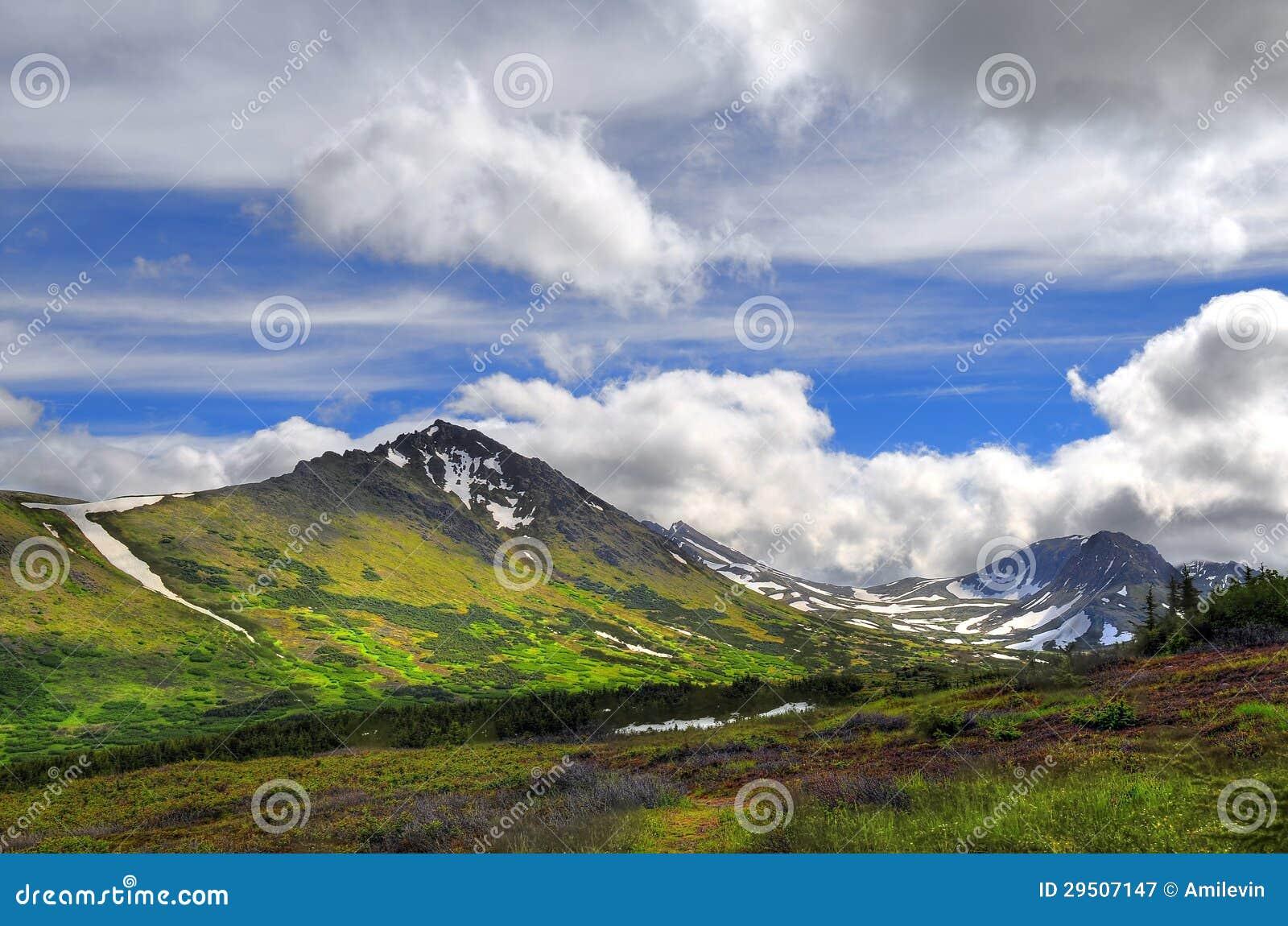 Mountain View de Alaska