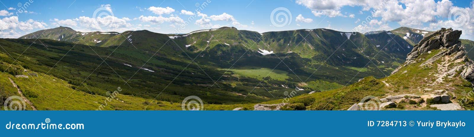 Mountain View del verano