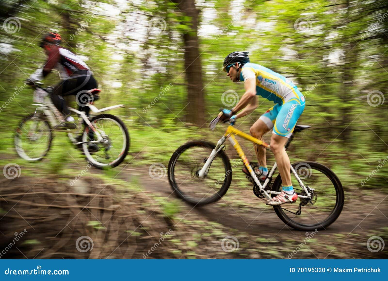 Mountainbikekonkurrens