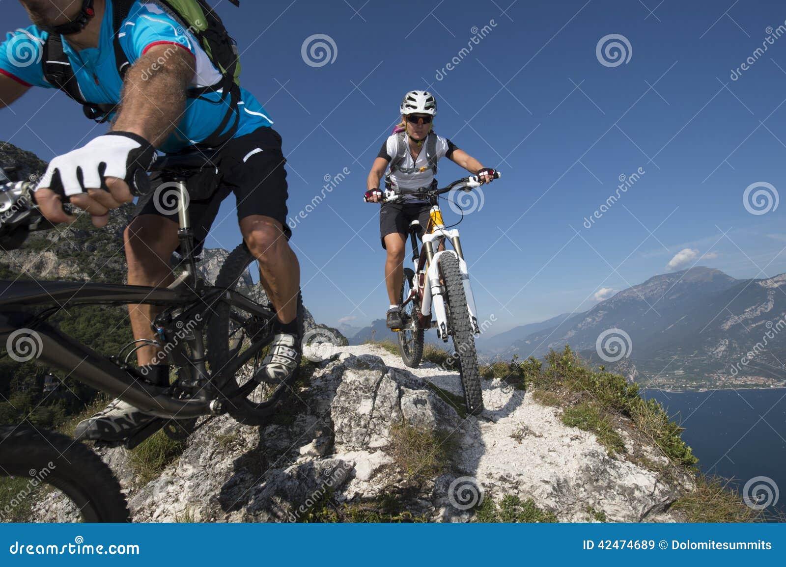 Mountainbiking - Mountainbike