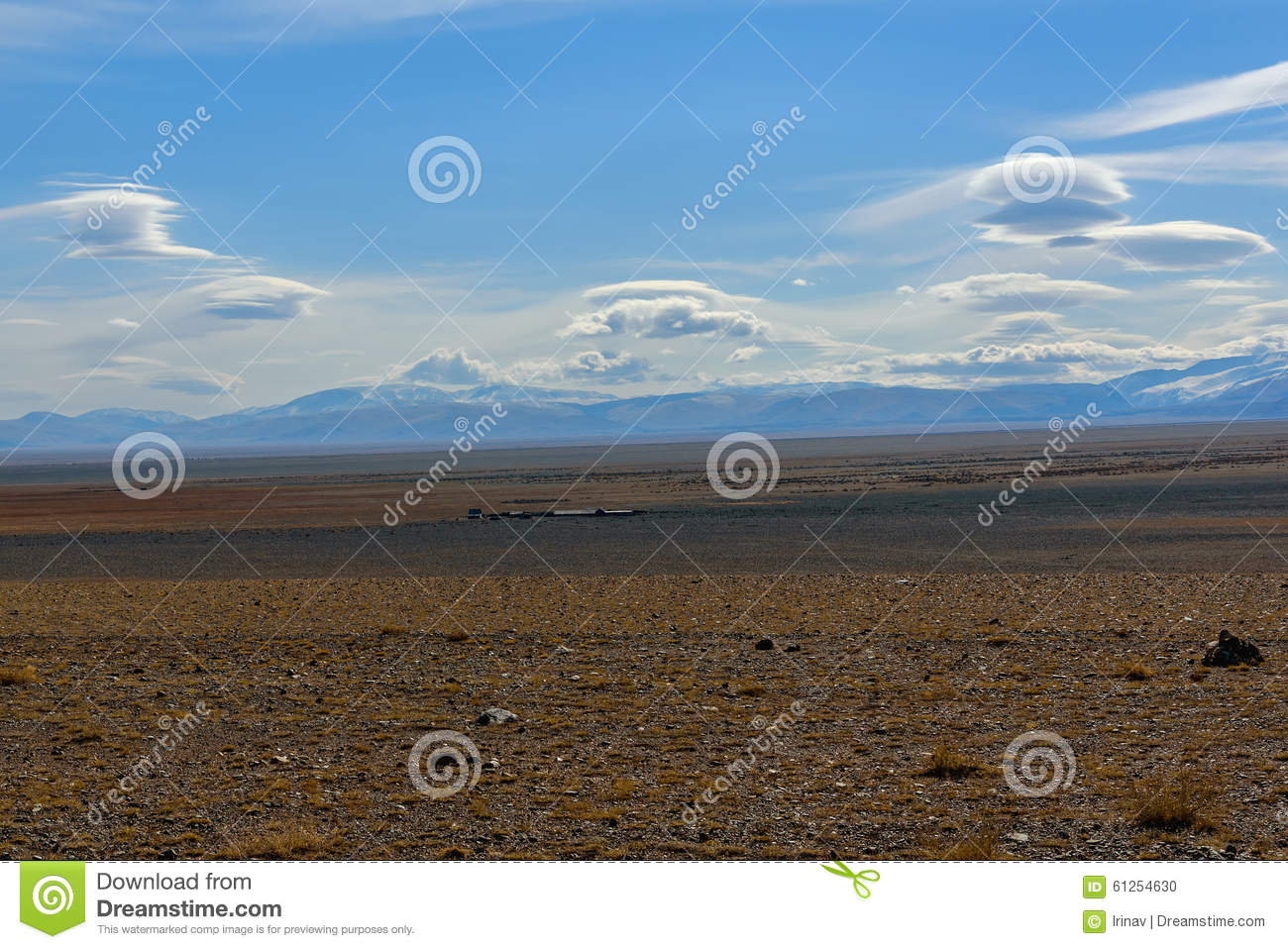 red steppe clouds - photo #16